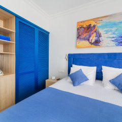Гостиница Белый Песок в Анапе 7 отзывов об отеле, цены и фото номеров - забронировать гостиницу Белый Песок онлайн Анапа комната для гостей фото 4