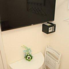 Мини-Отель Остоженка 47 Стандартный номер с двуспальной кроватью фото 18