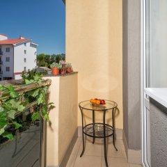 Гостевой дом Милотель Маргарита Улучшенный номер с разными типами кроватей фото 11