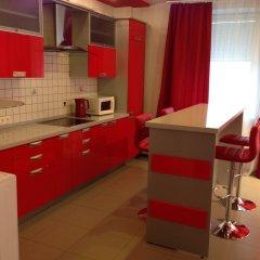 Megapolis Hotel 3* Улучшенные апартаменты с различными типами кроватей фото 16