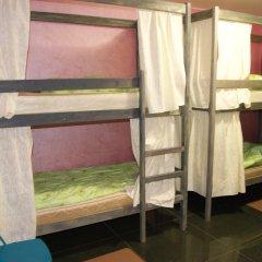 Хостел РусМитино Кровать в мужском общем номере с двухъярусными кроватями