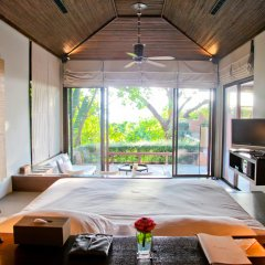 Sri Panwa Phuket Luxury Pool Villa Hotel 5* Люкс с различными типами кроватей фото 7