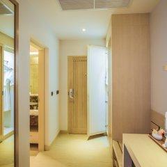 Курортный отель Crystal Wild Panwa Phuket 4* Номер Делюкс с различными типами кроватей фото 7