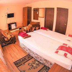 Гостевой дом Елена Стандартный номер с различными типами кроватей фото 6