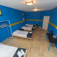 Мини-Отель Компас Номер с общей ванной комнатой с различными типами кроватей (общая ванная комната) фото 16