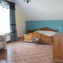 Гостиница Вилла Форт Улучшенный номер с различными типами кроватей
