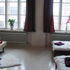 Отель Plus Berlin Номер Комфорт с различными типами кроватей