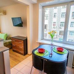 Апартаменты LuxHaus комната для гостей фото 5