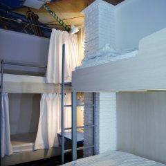 Хостел Артбухта Семейный номер категории Эконом с различными типами кроватей (общая ванная комната) фото 3