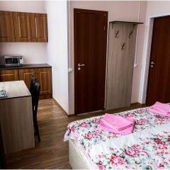 Хостел Европа Студия с различными типами кроватей фото 2
