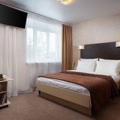 Гостиница Заречная Полулюкс с различными типами кроватей