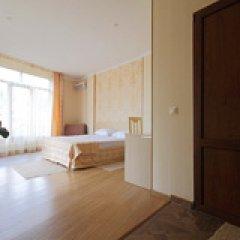Гостевой Дом На Черноморской 2 Люкс с различными типами кроватей фото 15