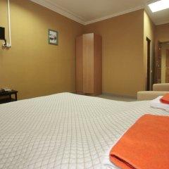 Hostel Podvorie Улучшенный номер с различными типами кроватей фото 2
