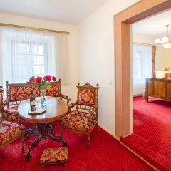 Hotel Waldstein 4* Улучшенный номер с различными типами кроватей фото 9