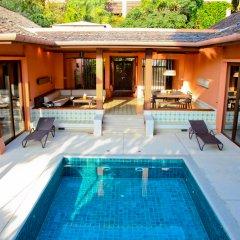 Sri Panwa Phuket Luxury Pool Villa Hotel бассейн фото 5