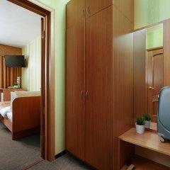 Гостиница Заречная Стандартный номер с двуспальной кроватью фото 3