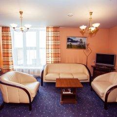 Гостиница Визит 3* Люкс с различными типами кроватей фото 6