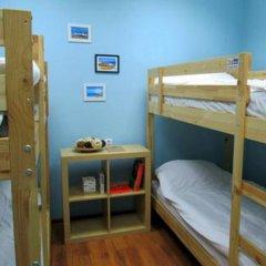 Хостел Африка Кровать в общем номере