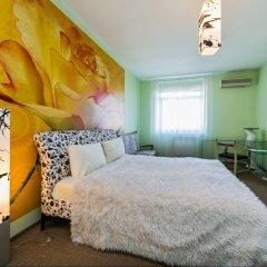 Апартаменты Luxury Voykovskaya комната для гостей
