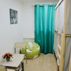 Хостел Найс Курская комната для гостей фото 5