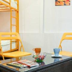 Сафари Хостел Кровать в общем номере с двухъярусными кроватями фото 38
