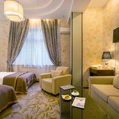 Гостиница Happy Inn St. Petersburg 4* Номер Комфорт с различными типами кроватей фото 3