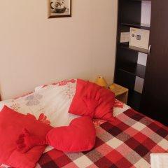Мини-отель Мансарда Стандартный номер с разными типами кроватей (общая ванная комната) фото 6