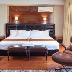 Гостевой Дом Семь Морей Номер Делюкс с различными типами кроватей фото 7