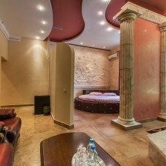 Крон Отель 3* Президентский люкс с разными типами кроватей фото 9