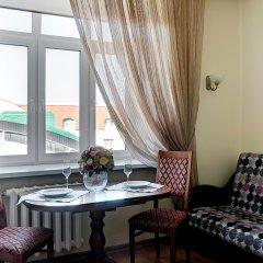 Гостевой дом Луидор Апартаменты с разными типами кроватей фото 10