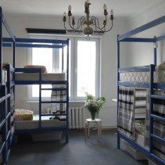 Goldfish Hostel Кровати в общем номере с двухъярусными кроватями
