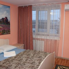 Гостиница Аэро Стандартный номер с разными типами кроватей фото 9