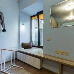 Лайк Хостел Санкт-Петербург на Театральной Кровать в общем номере с двухъярусной кроватью фото 7