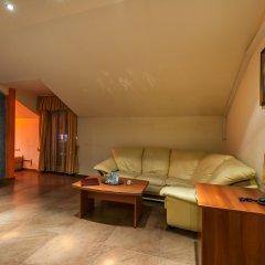 Крон Отель 3* Люкс с двуспальной кроватью фото 3