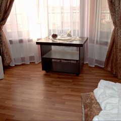 Гостиница Golden Leon Люкс с разными типами кроватей фото 7