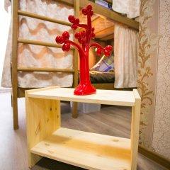 Хостел Рус - Иркутск Номер с общей ванной комнатой с различными типами кроватей (общая ванная комната) фото 5
