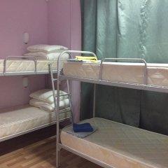 Hostel Monika Кровать в мужском общем номере