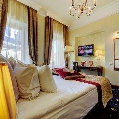 Бутик-Отель Золотой Треугольник 4* Улучшенный номер с различными типами кроватей фото 13