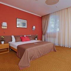 Гостиница Александровский 4* Люкс с различными типами кроватей