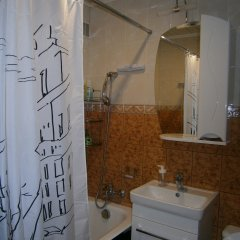 Гостиница Гарсоньерка в Москве отзывы, цены и фото номеров - забронировать гостиницу Гарсоньерка онлайн Москва ванная