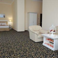 Принц Парк Отель 4* Студия с различными типами кроватей фото 12