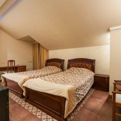 Крон Отель 3* Полулюкс с 2 отдельными кроватями фото 2