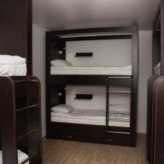 Хостел Найс Алматы Кровать в общем номере фото 2