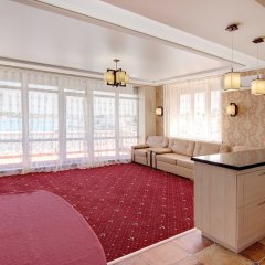 Гостиница Вилла Никита Апартаменты с разными типами кроватей фото 2