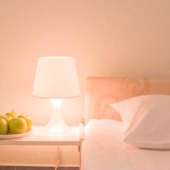 Гостиница Андрон на Площади Ильича Номер Эконом разные типы кроватей фото 6