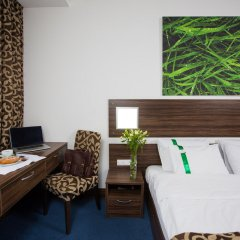 Президент Отель 4* Номер Комфорт с различными типами кроватей фото 4