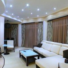 Гостиница Лазурный Алушта Люкс с различными типами кроватей фото 3