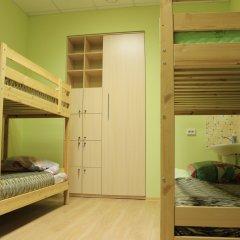 Хостел Свобода 9 Кровать в общем номере фото 6