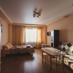 Гостиница Аврора Улучшенные апартаменты с различными типами кроватей фото 5
