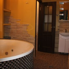 Мини-отель ТарЛеон 2* Улучшенный номер разные типы кроватей фото 5